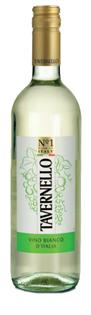 Tavernello Vino Bianco 750ml - Case of 12